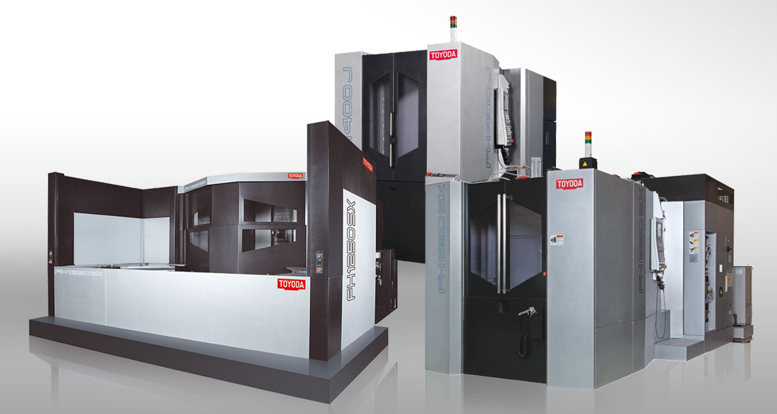 Predator MDC Software for Toyoda horizontal machining centers
